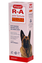 VITAPET DOUBLE STRENGTH R~A FORMULA - 300ML